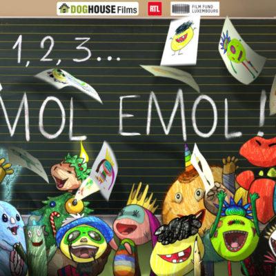 1, 2, 3 … Mol Emol !